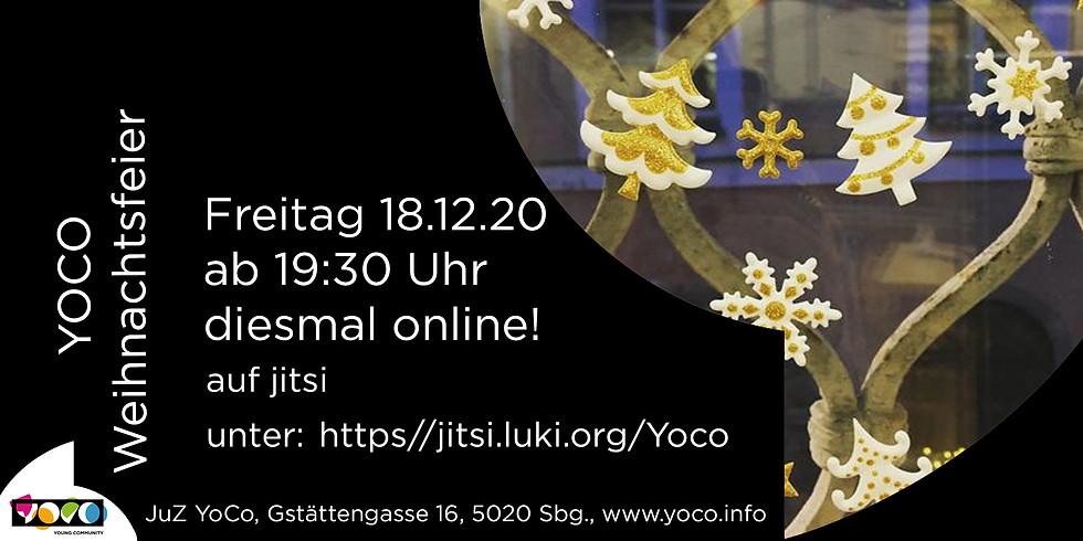 YOCO - Weihnachtsfeier