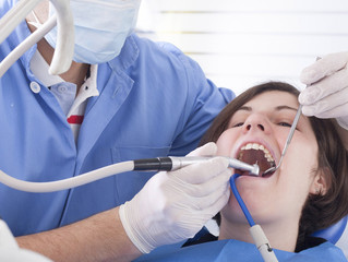 The tooth fairies! British scientists invent tooth fillings that should last a lifetime!