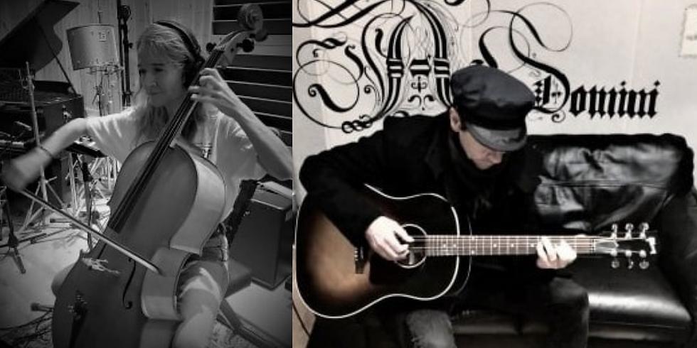 Julian Jones's musical treats - featuring Nicola on cello