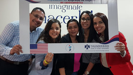 Mentoría Programa WEAmericas Centro América