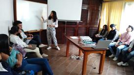 Co-diseñando protocolos de seguridad con jovenes activistas en Honduras
