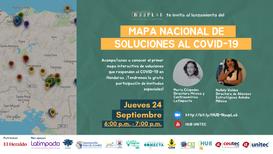 Lanzamiento Mapa Nacional de Soluciones al COVID-19