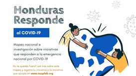 ¿Por qué hemos diseñado el proyecto Honduras Responde al COVID-19?