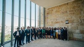 Participación en conferencias legales y en políticas públicas en Israel