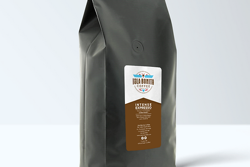 Intense Expresso - Dark Roast - 5 lb. bag