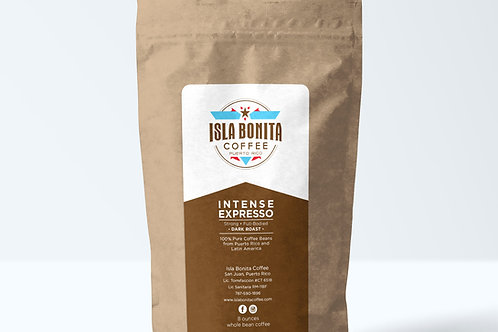 Intense Expresso - Dark Roast - 8 oz bag