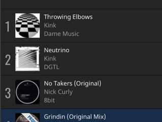 Grindin' Hits Top 5!