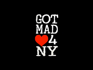 GOT MAD LOVE 4 NY - OUT NOW!