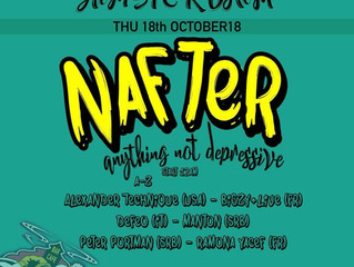 TOUR UPDATE: ADE: NAFTER
