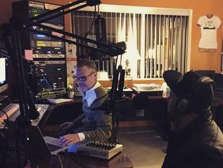 A/T LIVE ON KZUM 89.3 FM