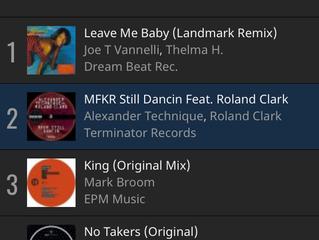 MFKR Still Dancin' Hits #2 on Traxsource!