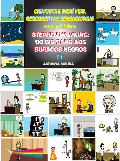 STEPHEN HAWKING: DO BIG BANG AOS BURACOS NEGROS