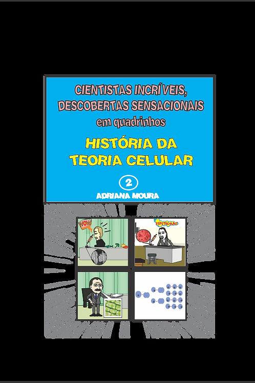 HISTÓRIA DA TEORIA CELULAR