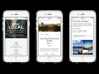 STRAVA LOCAL - Guia inteligente da cidade para corredores e ciclistas