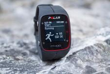 Polar M400 GPS de pulso