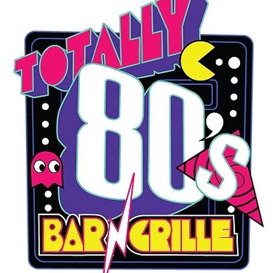 Totally 80's Bar
