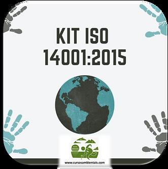 ISO 14001:2015 - Documentação para implementação - (Cod. 016)