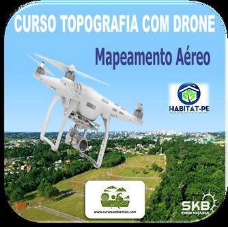 Curso de Topografia com Drone (Cod. 055)
