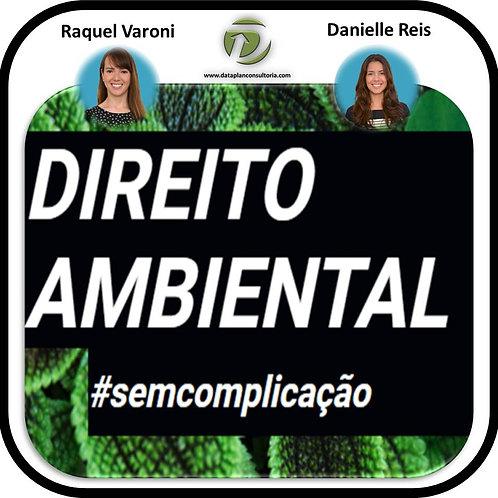 Direito Ambiental Sem Complicação - (Cod. 011)