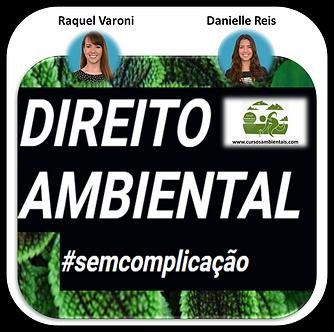 Direito Ambiental #semcomplicação - (Cod. 011)