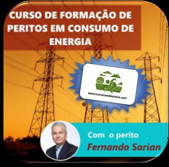 Curso de Formação de Peritos em Consumo de Energia - (Cod. 043)