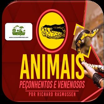 Animais Peçonhentos e Venenosos - (Cod. 007)