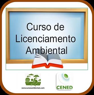 Curso de Licenciamento Ambiental - (Cod. 030)