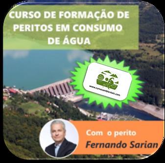 Curso de Formação de Peritos em Consumo de Água - (Cod. 044)