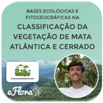 Bases Ecológicas e Fitogeográficas na Classificação da Vegetação - (Cod. 002)