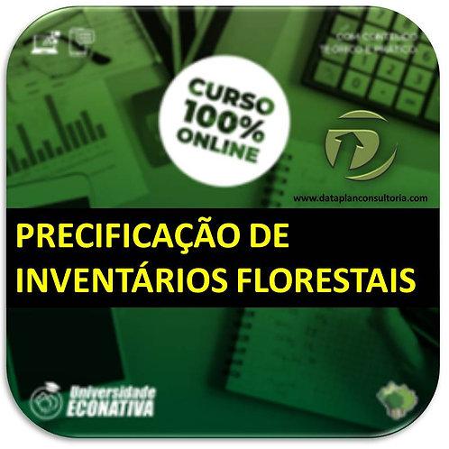Precificação de Inventários Florestais (Cód. 009)