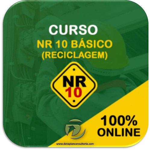 Curso Online - NR10 Básico (Reciclagem) Eletricidade - (Cod. 042)