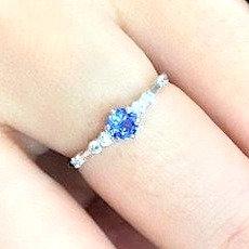 誕生石リング|婚約指輪