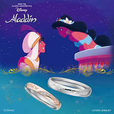 Padoma_アラジン結婚指輪