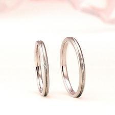 ローザライン|結婚指輪