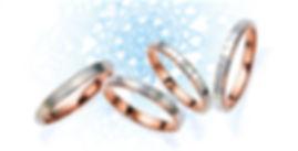 ピンキー&ダイアン 結婚指輪