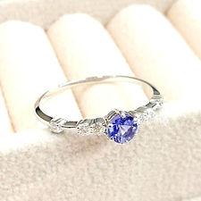 タンザナイト|婚約指輪