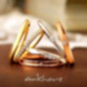 アンクオーレ結婚指輪