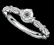 ブリディアロゼ|婚約指輪|エグランティ