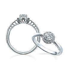 ブリディア 婚約指輪