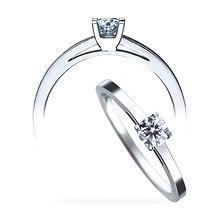 サムシングブルー|婚約指輪