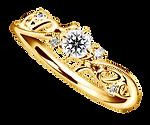 ブリディアロゼ|婚約指輪|アイヴォアール