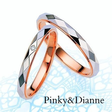 ピンキー&ダイアンPinky&Dianne|結婚指輪|ペアリング