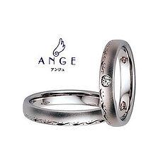 アンジュ結婚指輪