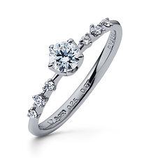 星の砂 婚約指輪 アルキオネ.jpg