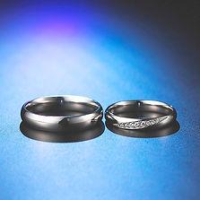ピトー|結婚指輪|ラウンド