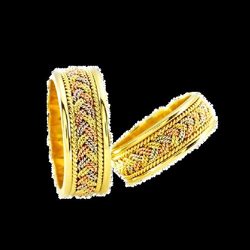 ペアリング|結婚指輪|トレソロ