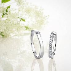ブルーリバー 結婚指輪