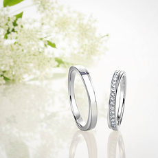 ブルーリバー |結婚指輪