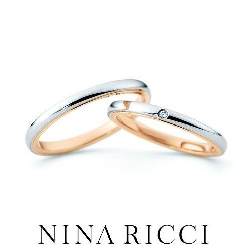 ニナリッチ NINARICCI|結婚指輪|ペアリング