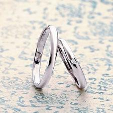 セントピュール 結婚指輪
